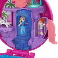 Mattel Polly Pocket svet do vrecka Flamingo Floatie 38 4