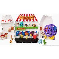 Mattel Toy story 4 minifigúrka herné set 3