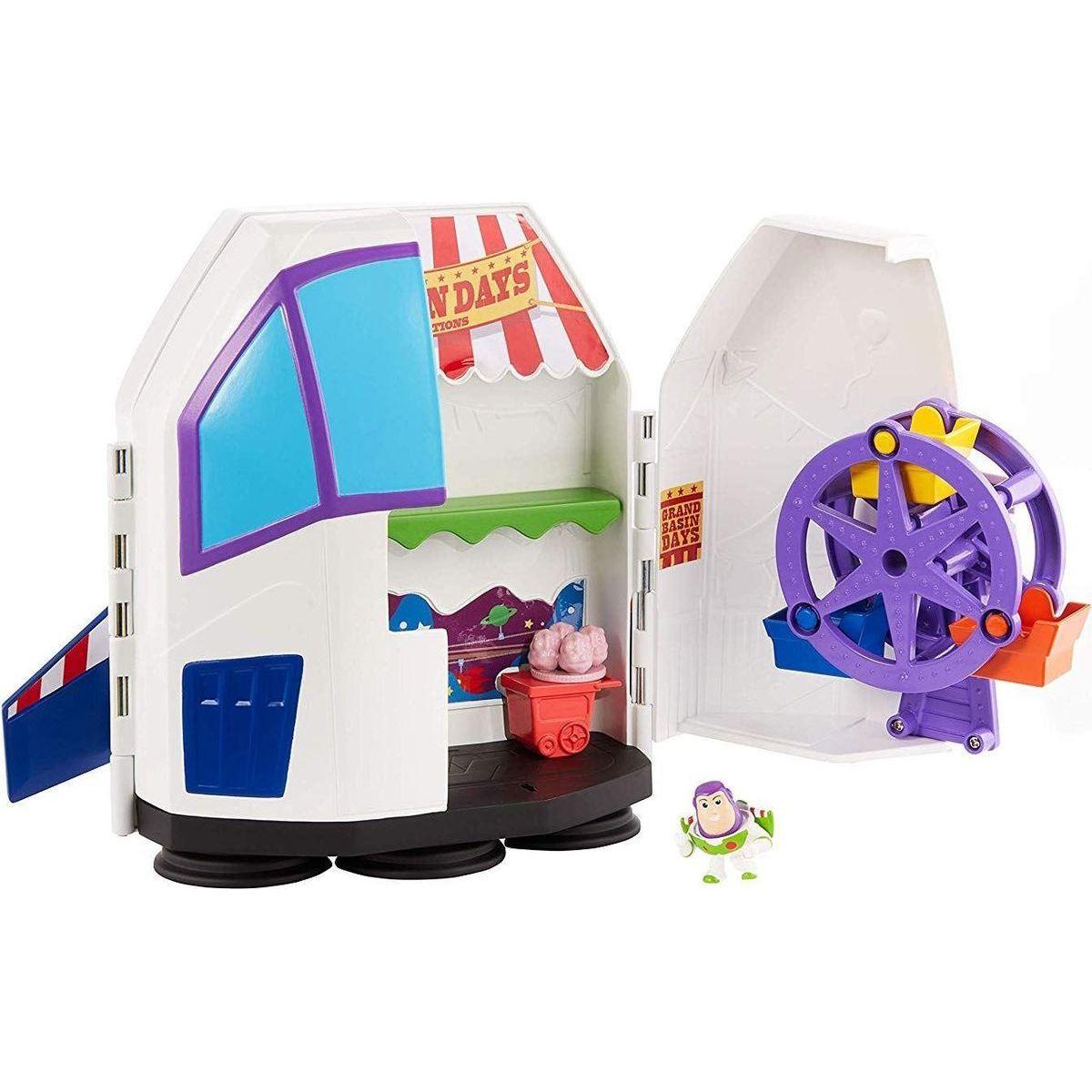 Mattel Toy story 4 minifigúrka herné set