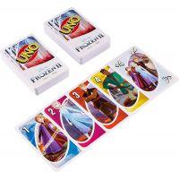 Mattel Uno Ľadové kráľovstvo 2 2
