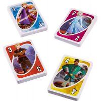 Mattel Uno Ľadové kráľovstvo 2 3
