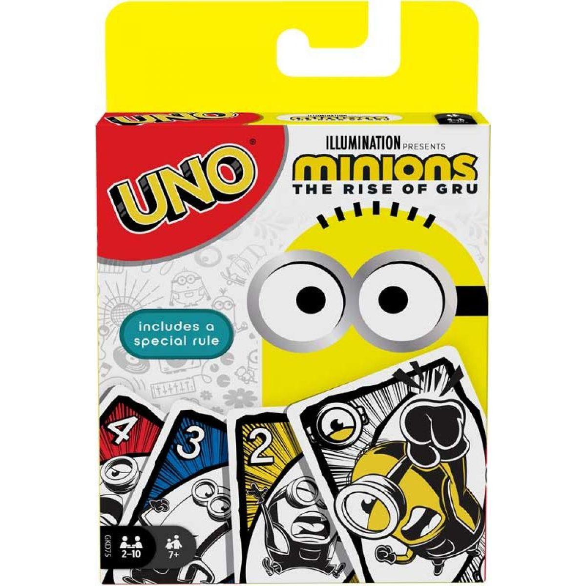 Mattel Uno Mimoni 2