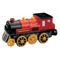 Maxim Elektrická lokomotíva červená