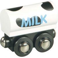 Mašinka Tomáš - vagón na mlieko
