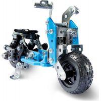 Meccano Clarke a motorky 15v1 4
