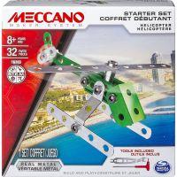 Meccano Startovací set 4v1