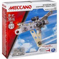 Meccano Startovací set 4v1 Letadlo