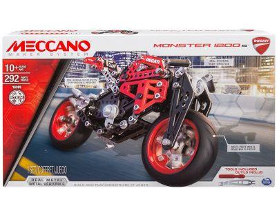 Meccano Motocykel Ducati