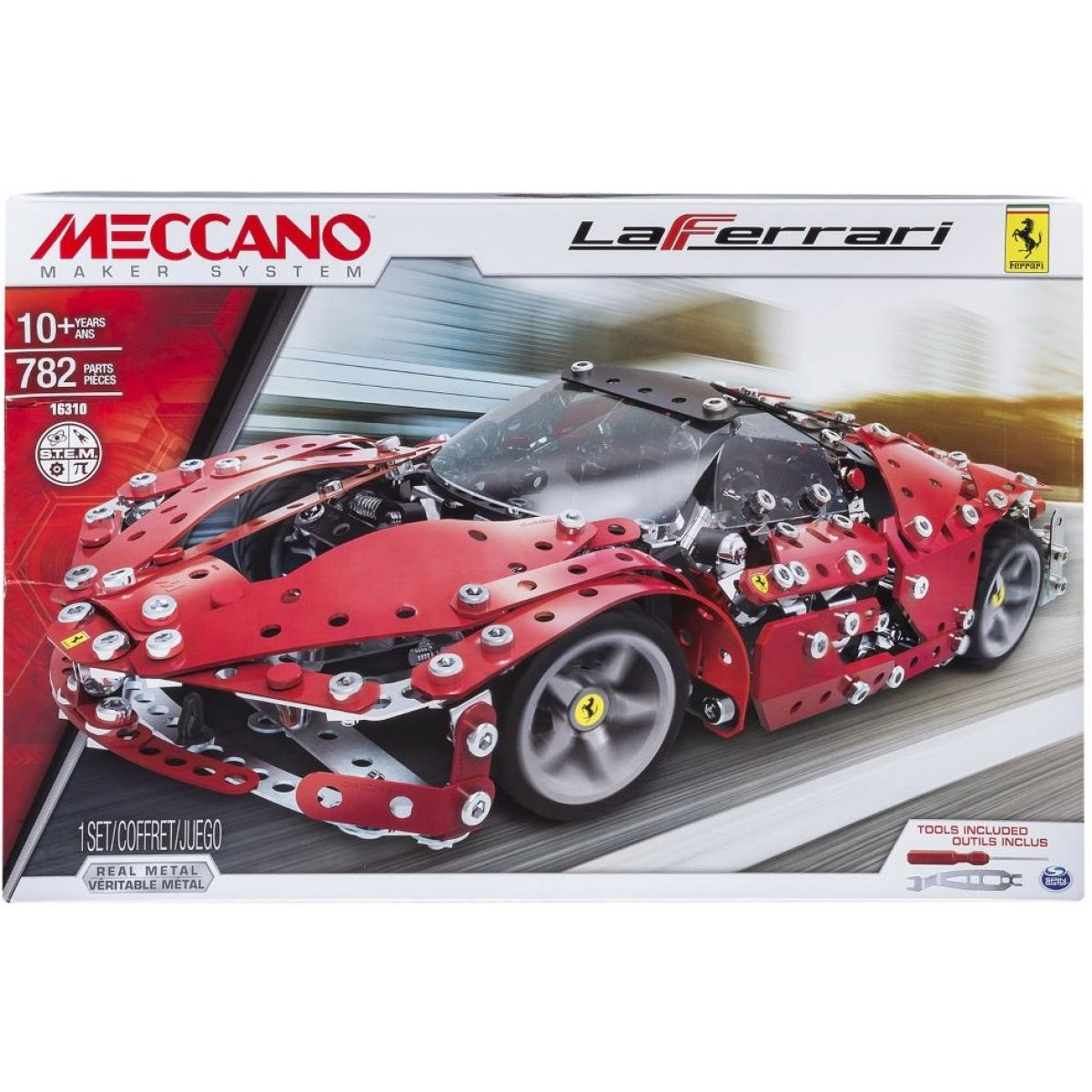 Meccano La Ferrari