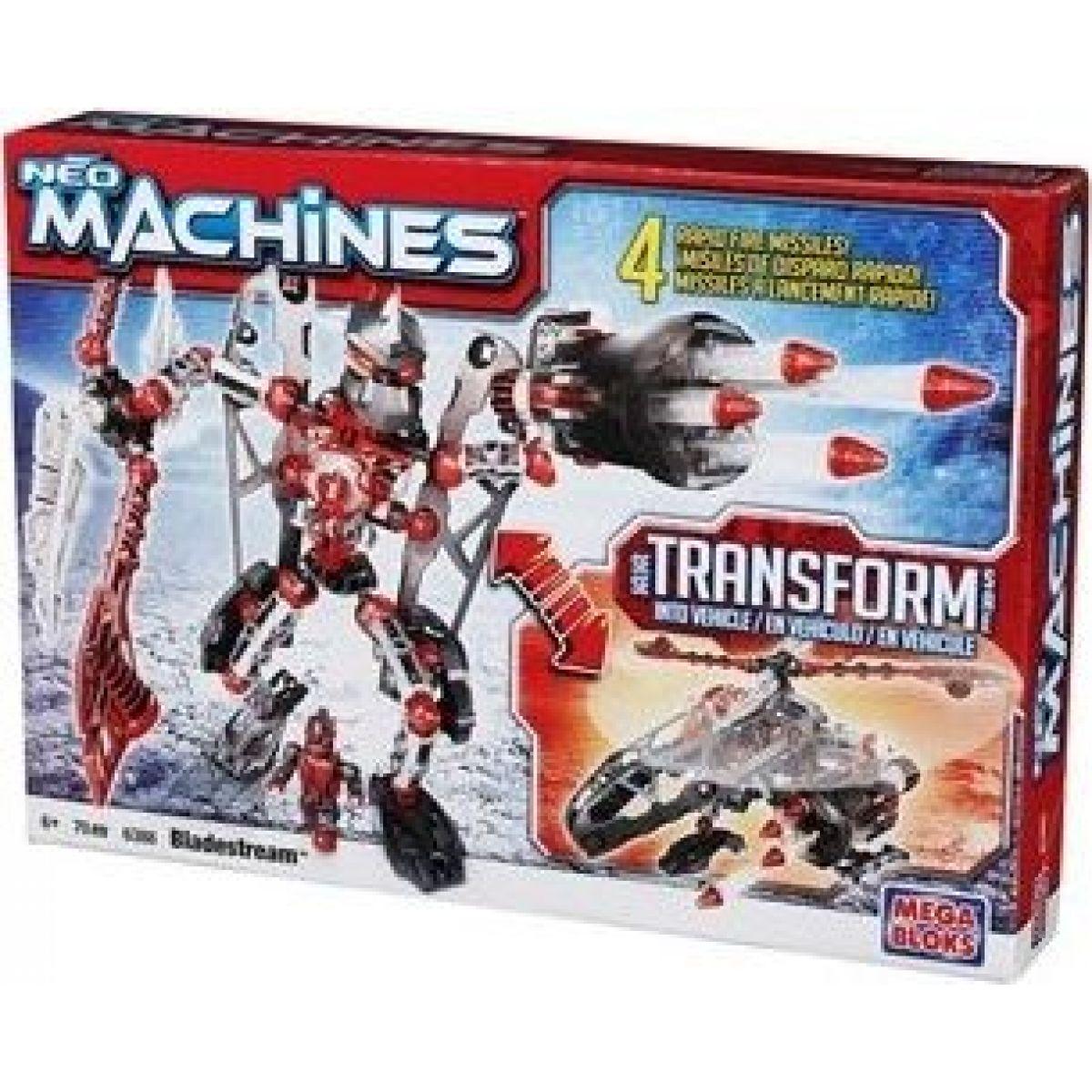Mega Bloks 6388 Neo Machines Bladestream