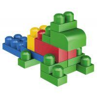 Mega Bloks 08416 Kostky v plastovém pytli, 60dílů 3