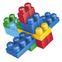 Mega Bloks 08416 Kostky v plastovém pytli, 60dílů 4