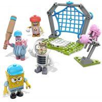 Mega Bloks Sponge Bob Baseball s medúzami 2