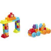 Mega Bloks 08491 Mega Stavebnice kostky s písmeny A-B-C 2