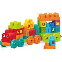 Mega Bloks 08491 Mega Stavebnice kostky s písmeny A-B-C 5
