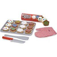 Melissa & Doug Drevený set na pečenie sušienok