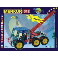 MERKUR M 012 Odťahové vozidlo