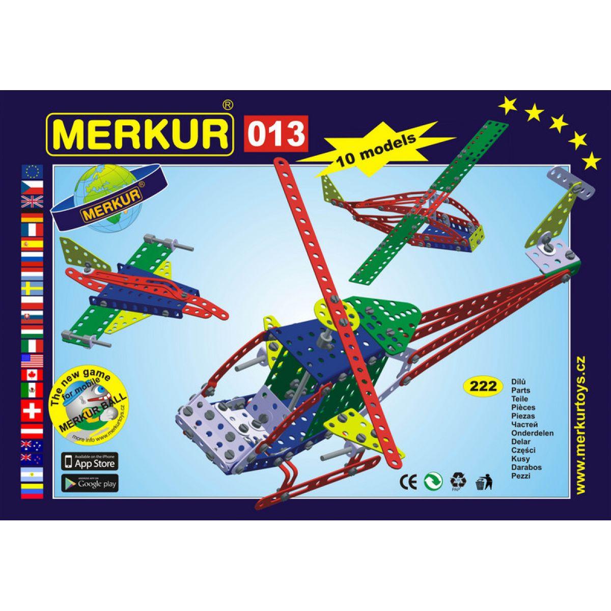 Merkur M 013 Vrtuľník
