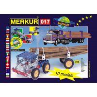 Merkur Stavebnice M 017 Kamion
