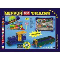 Merkur M 031 železničné modely