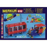Merkur M 032 Železničné modely