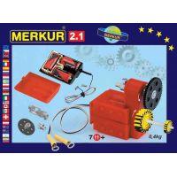 Stavebnica Merkur M 2.1 Elektromotorek
