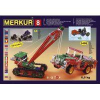Stavebnica Merkur 8