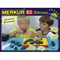 Merkur Stavebnice E2 electronic