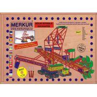 MERKUR Maxi Důlní rypadlo 2627ks v kufru