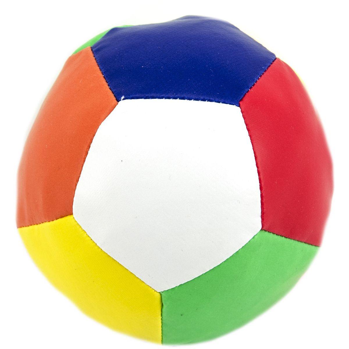 Lopta farebný mäkký 10cm