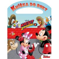 Mickey a závodníci: Knížka do ruky