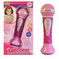 Mikrofón na batérie 20cm 2