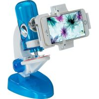 Mikroskop s držiakom na Smartphone