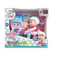 Bábätko Bouncin Babies v autíčku Baniel 4