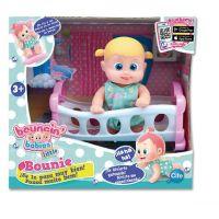 Bábätko Bouncin Babies v postieľke Bounie 4