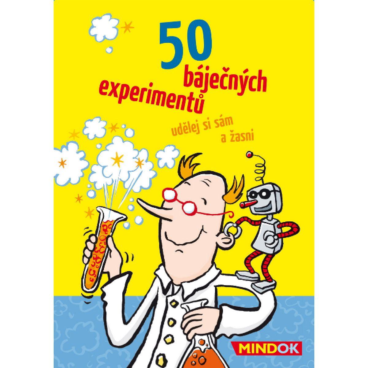 50 báječných experimentov