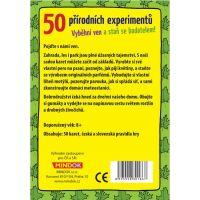 Mindok 50 prírodných experimentov 2