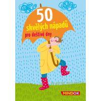Mindok 50 skvělých nápadů pro deštivé dny