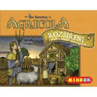 Mindok Agricola: Rozšíření