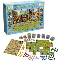 Mindok Carcassonne: Big Box 2017 3