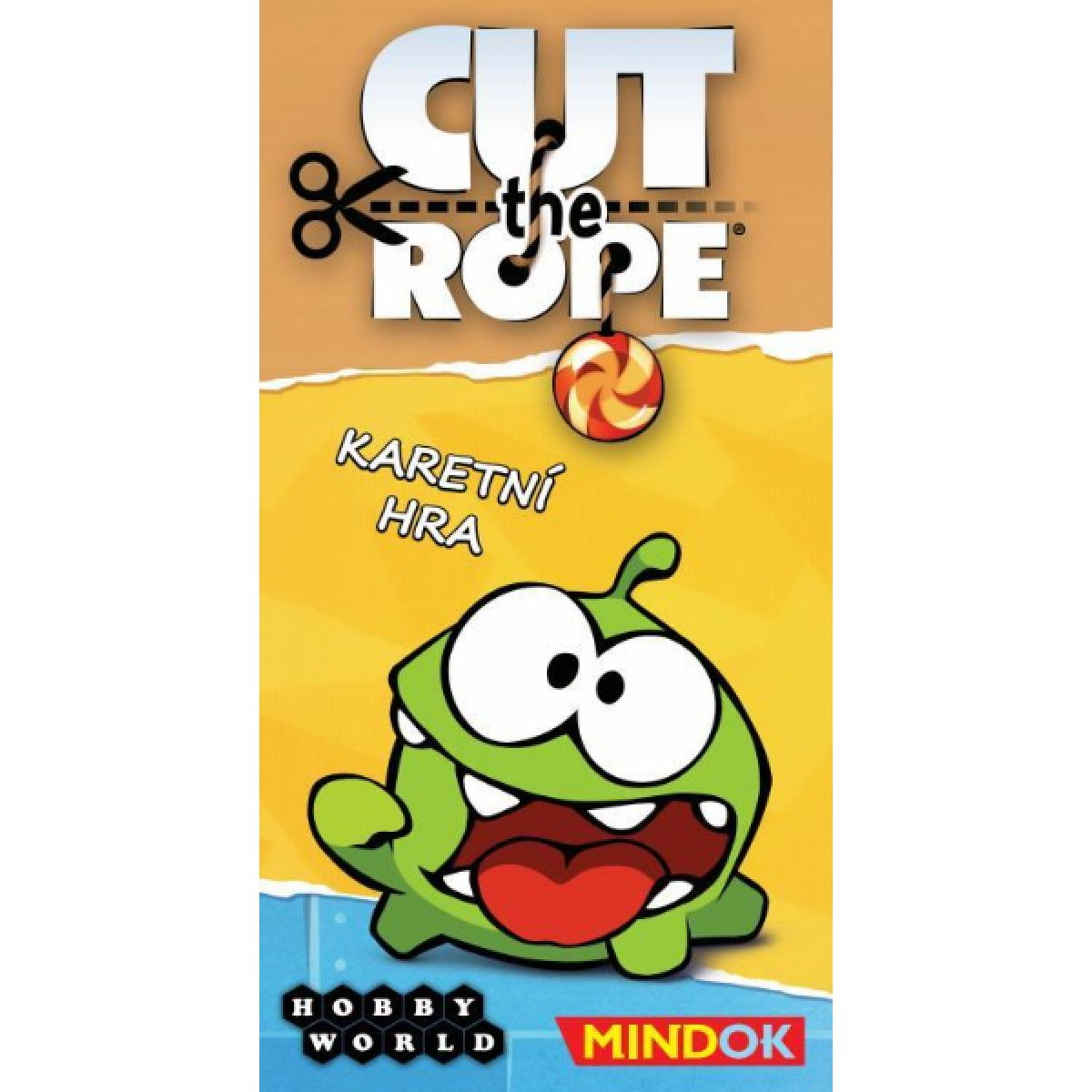 Mindok Cut the Rope