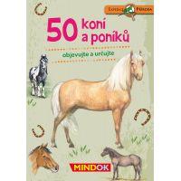 Mindok Expedícia príroda 50 koní a poníkov