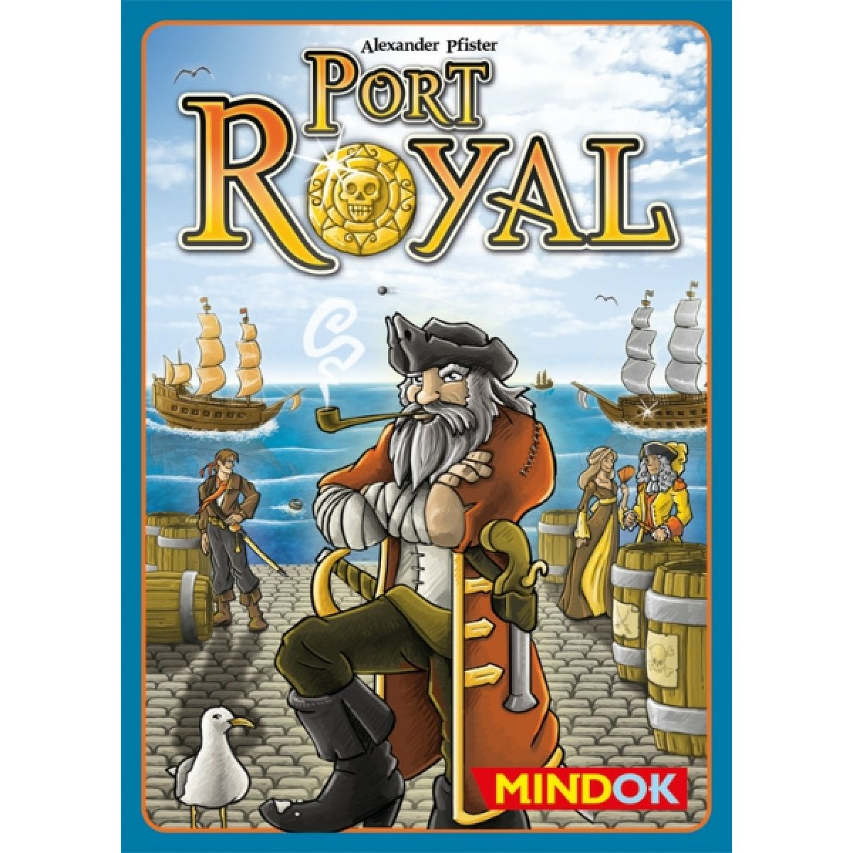 Mindok Port Royal