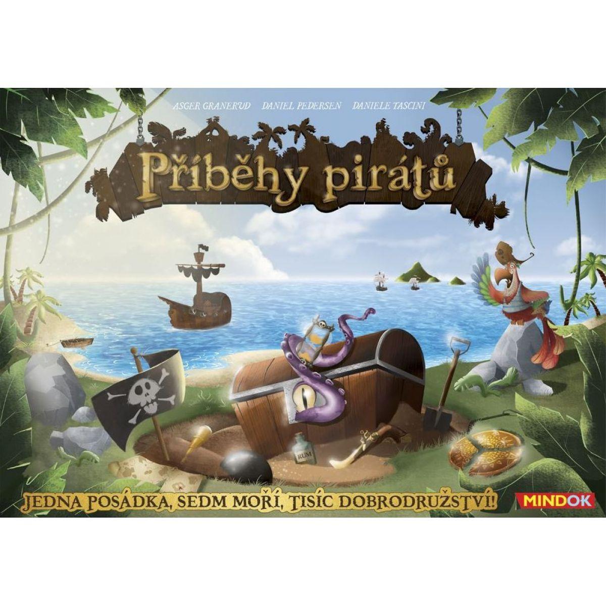 Mindok Príbehy pirátov