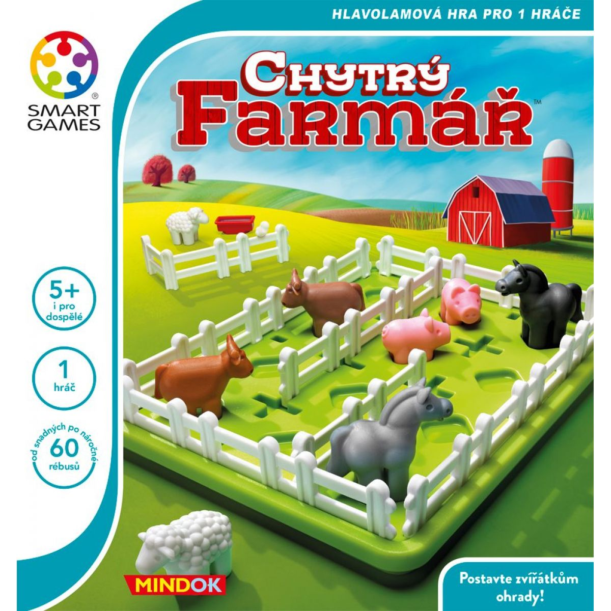 Mindok Smart Games Šikovný farmár