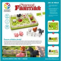 Mindok Smart Games Šikovný farmár 3