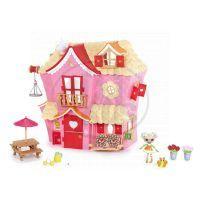 Mini Lalaloopsy Růžový domeček 2