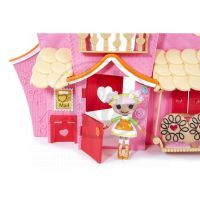 Mini Lalaloopsy Růžový domeček 3