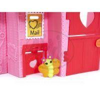 Mini Lalaloopsy Růžový domeček 5