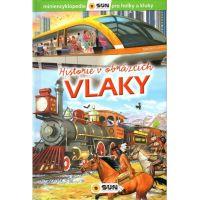 Miniency Vlaky historie v obrázcích